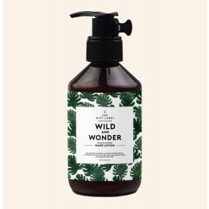 The Gift Label Hand lotion Wild and Wonder Hand lotion Wild and Wonder