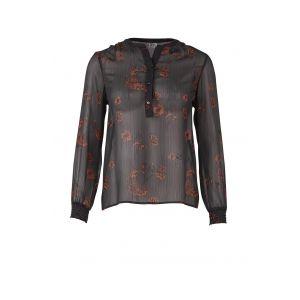 saint tropez  T1104 Garden p blouse T1104 Garden p blouse
