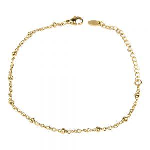 KalliKalli Schakel Armband 2538 Goud