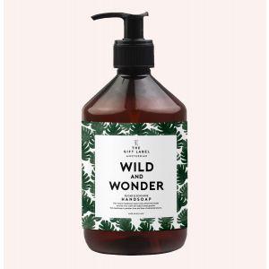 The Gift Label Handsoap Wild and wonder Handsoap Wild and wonder