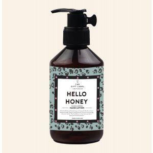 The Gift Label Hand lotion Hello Honey Hand lotion Hello Honey