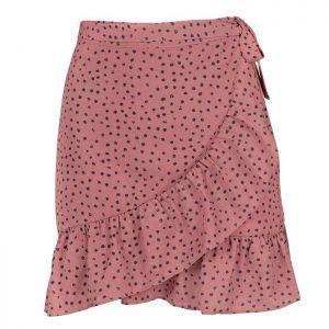 My Jewellery Dotted wrap skirt MJ00477 roze