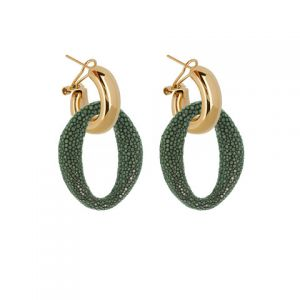 Amjoya Gold Ibiza Dark Green