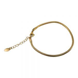KalliKalli Schakel Armband 2551 Goud