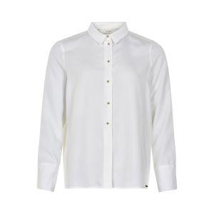 Numph Majken shirt 7419015 Wit_1