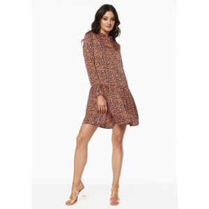 Rut&Circle Happy Flapper Dress 19-3-20 oranje_1