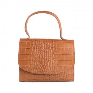 Baggyshop Little Croco Bag RL-0439 Cognac_1