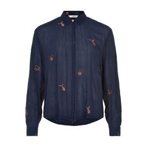 Numph Numethaven Shirt 7519028 blauw_1