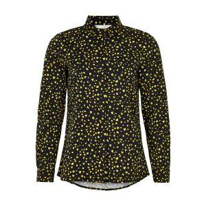 Numph NUjellypalm blouse 7619017 Zwart_1