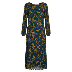 Numph Numorwenna dress 7619810 blauw_1