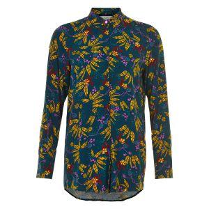 Numph Numorwenna blouse 7619001 blauw_1