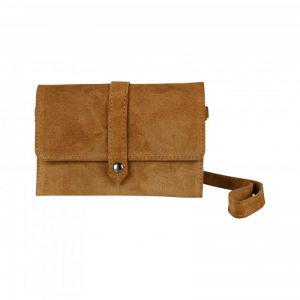 Baggyshop Let it be suede RL-0460 Cognac_1