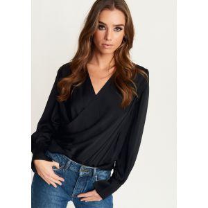 Rut&Circle Laura blouse 19-05-04 Zwart_1