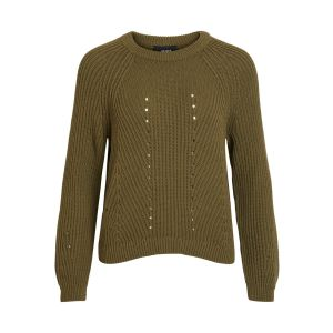 Object OBJMaya LS knit 23031734 groen_1