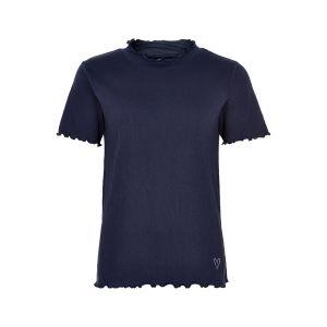Numph Nuavonlea t shirt 7220323 blauw_1