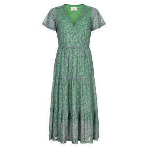Numph Nuaintza dress 7220804 groen_1