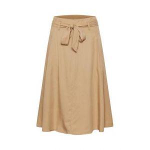 saint tropez  Elly woven skirt 30510031 Iced Coffee_1