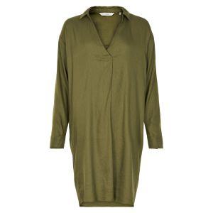 Numph Nuarianell dress 7220831 groen_1
