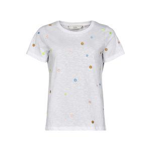 Numph Nualbinia t shirt 7220303 Wit_1
