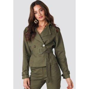 Rut&Circle Jackie jacket 209-01-56 groen_1