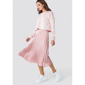 Rut&Circle Bianca pleated skirt 20-01-36 licht roze_1