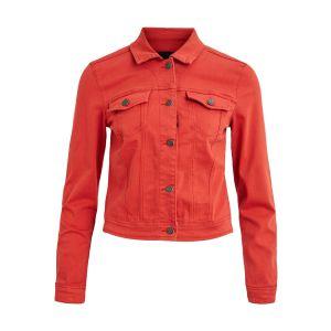 Object OBJWin New Denim Jacket 23029343 Tandori Spice_1