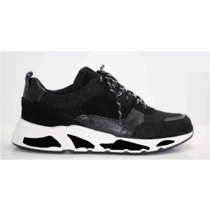 Juul&Belle New Sneaker New Sneaker Zwart_1