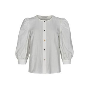 Numph Nubunny  blouse 7420003 off white_1