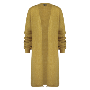 Juul&Belle Knit Evelina Cardigan Knit Evelina Cardigan Mustard