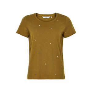 Numph Nubrinkley T-shirt 7420301 Bronze_1