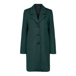 Selected femme SLFSasja Wool Coat 16064571 Green Gables_1