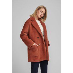 Numph Nubay Jacket 7420915 Cedar Wood_1