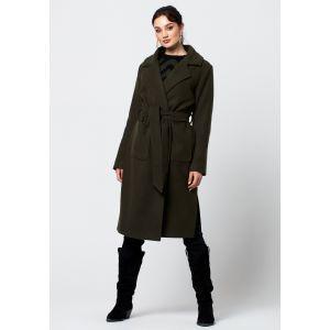 Rut&Circle Tilda Coat 20-03-49 groen_1