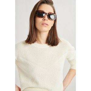 24 colours Pullover 40708 off white_1