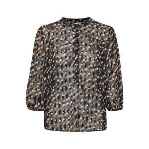 saint tropez  CarolynSZ LS Shirt 30510513 Zwart_1