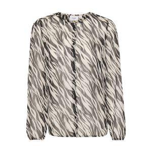 saint tropez  DednaSZ LS blouse 30510725 creme_1