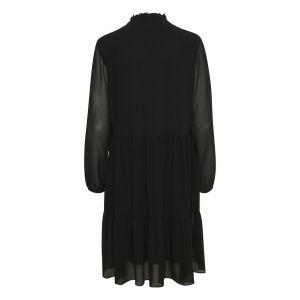 saint tropez  DedinaSZ Eda LS Dress 30510777 Zwart_1