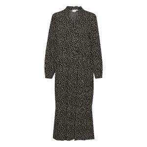 saint tropez  EdaSZ Maxi Dress 30511115 Zwart_1