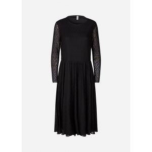 Soyaconcept SC-Nava2 dress  25026 zwart_1