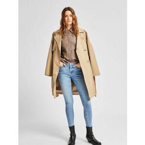 Selected femme SLFSophia MW Skinny mid blue jeans 16077551 Medium Blue_1