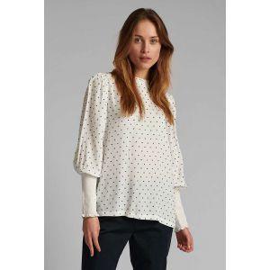Numph Nudotty blouse 700462 Wit_1