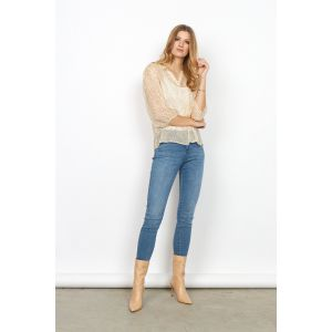 Soyaconcept SCOphelia1 blouse 17324 Biscuit_1