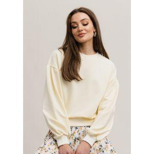Rut&Circle Cassandra sweatshirt 21-01-77 geel_1