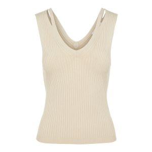 Object OBJRosalia knit Tank 23035532 Sandshell_1