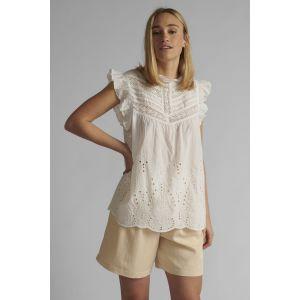 Numph Nualgra shirt 700593 Wit_1