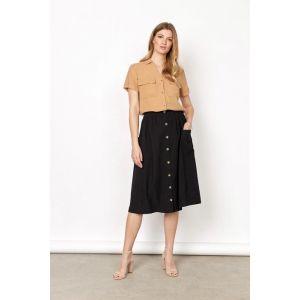 Soyaconcept SC Nabila4 blouse 17414 Tan_1