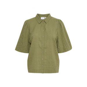 saint tropez  HirliSZ blouse 30511308 groen_1