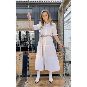 Peopleof2morrow Alexandra Maxi Dress 1618AC1 Wit_1