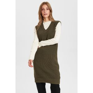 Numph Nuchaya dress 700986 groen_1