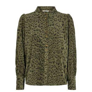 Numph Nuchelsea shirt 700909 groen_1